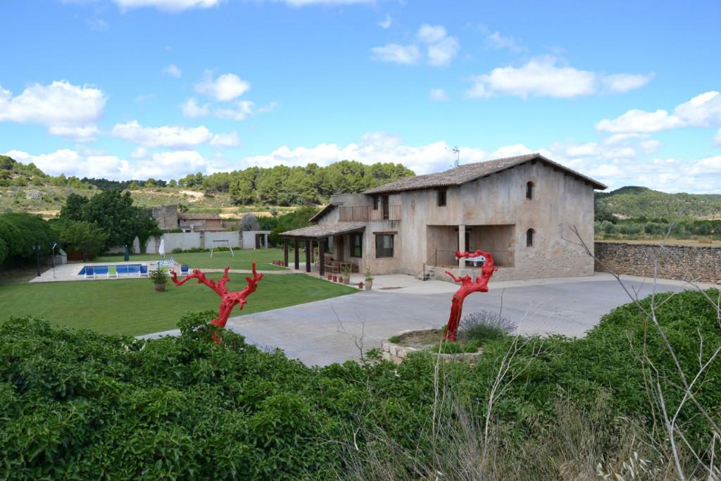 Sr 403 terra alta tarragona reserva online - Casa rural terra ...