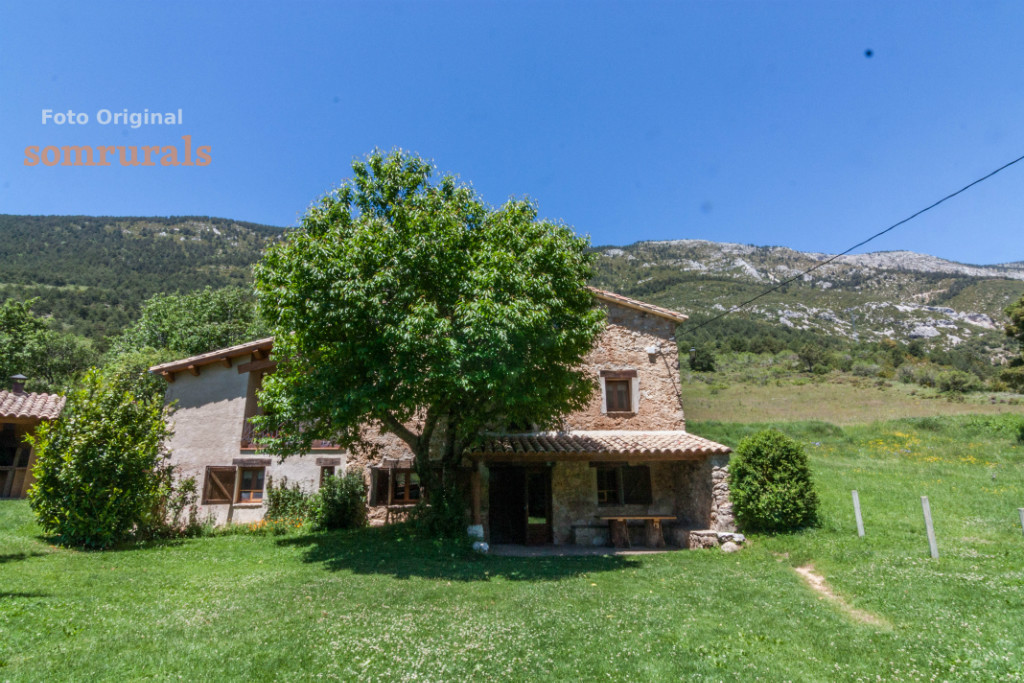 Som Rurals - SR - 521 | Solsonès