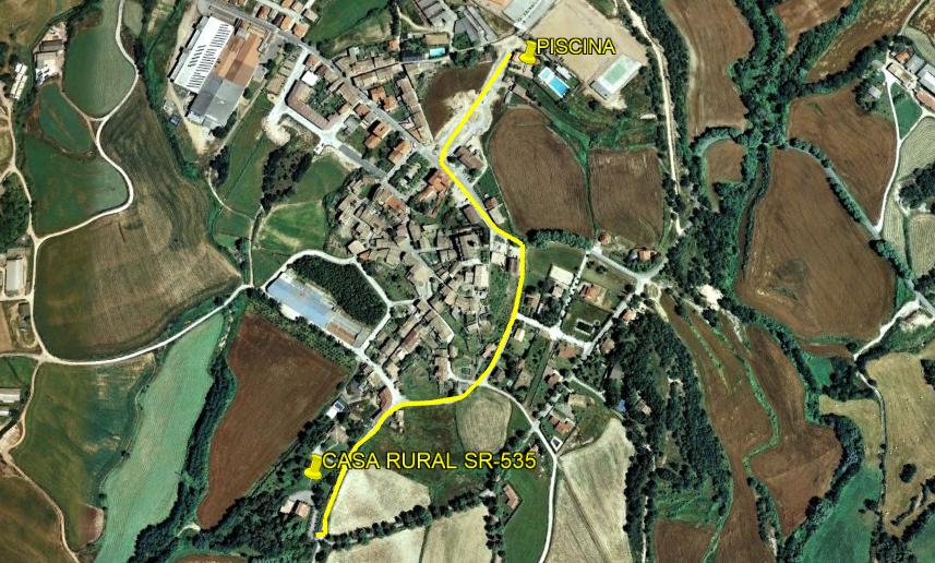 Som Rurals - SR - 535 | Osona