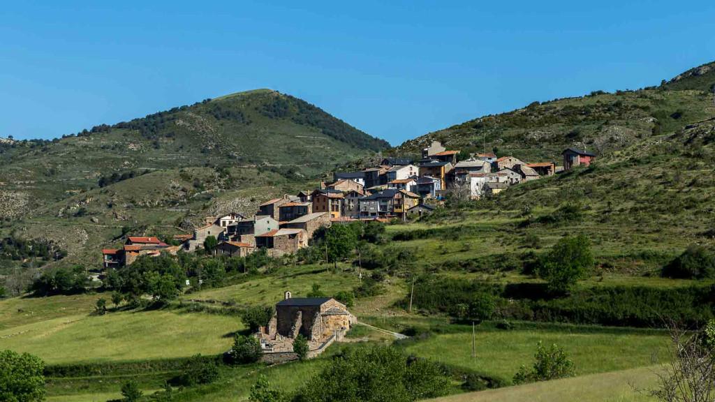 Som Rurals - SR-548 | Alt Urgell